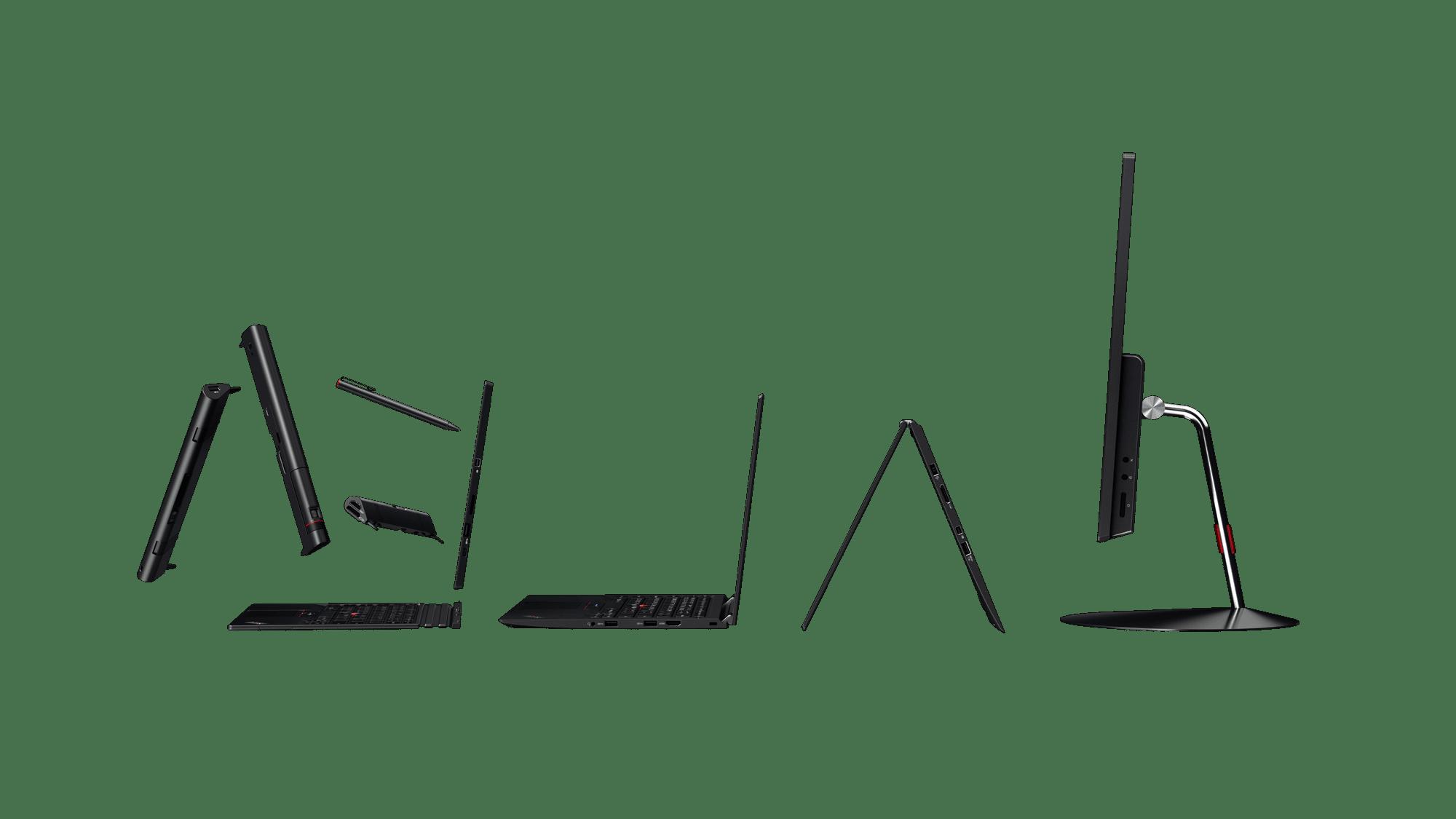 #CES2016: Lenovo prezintă noi modele din familia X1 și introduce tableta cu design modular ThinkPad X1