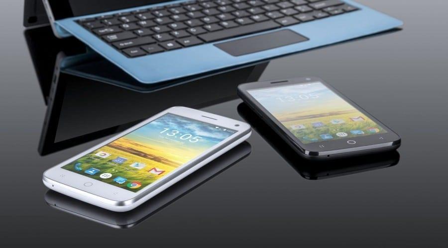 Krüger&Matz lansează MOVE 5, un smartphone dual-SIM de ultimă generație