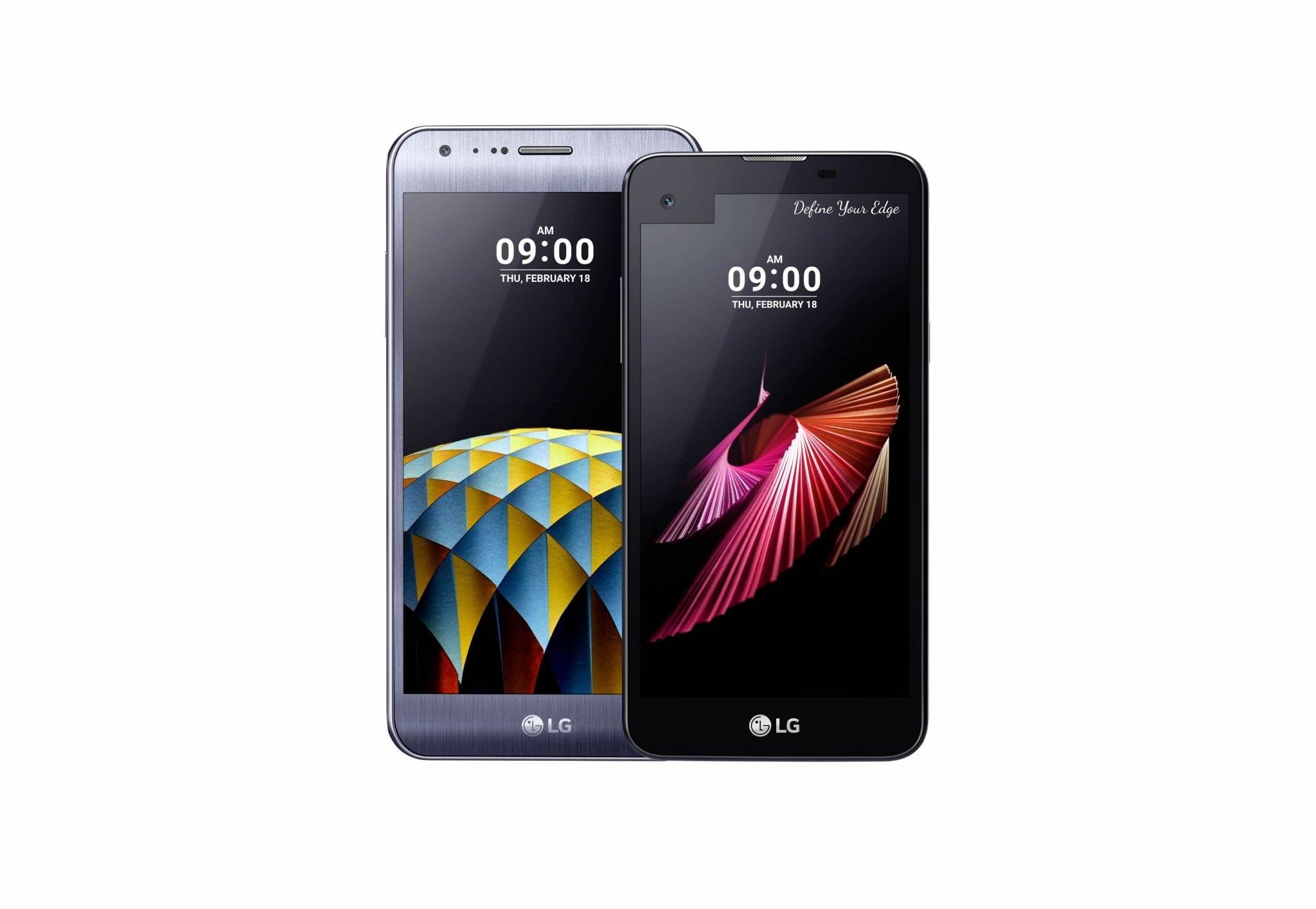 X cam și X screen, două noi smartphone-uri semnate LG