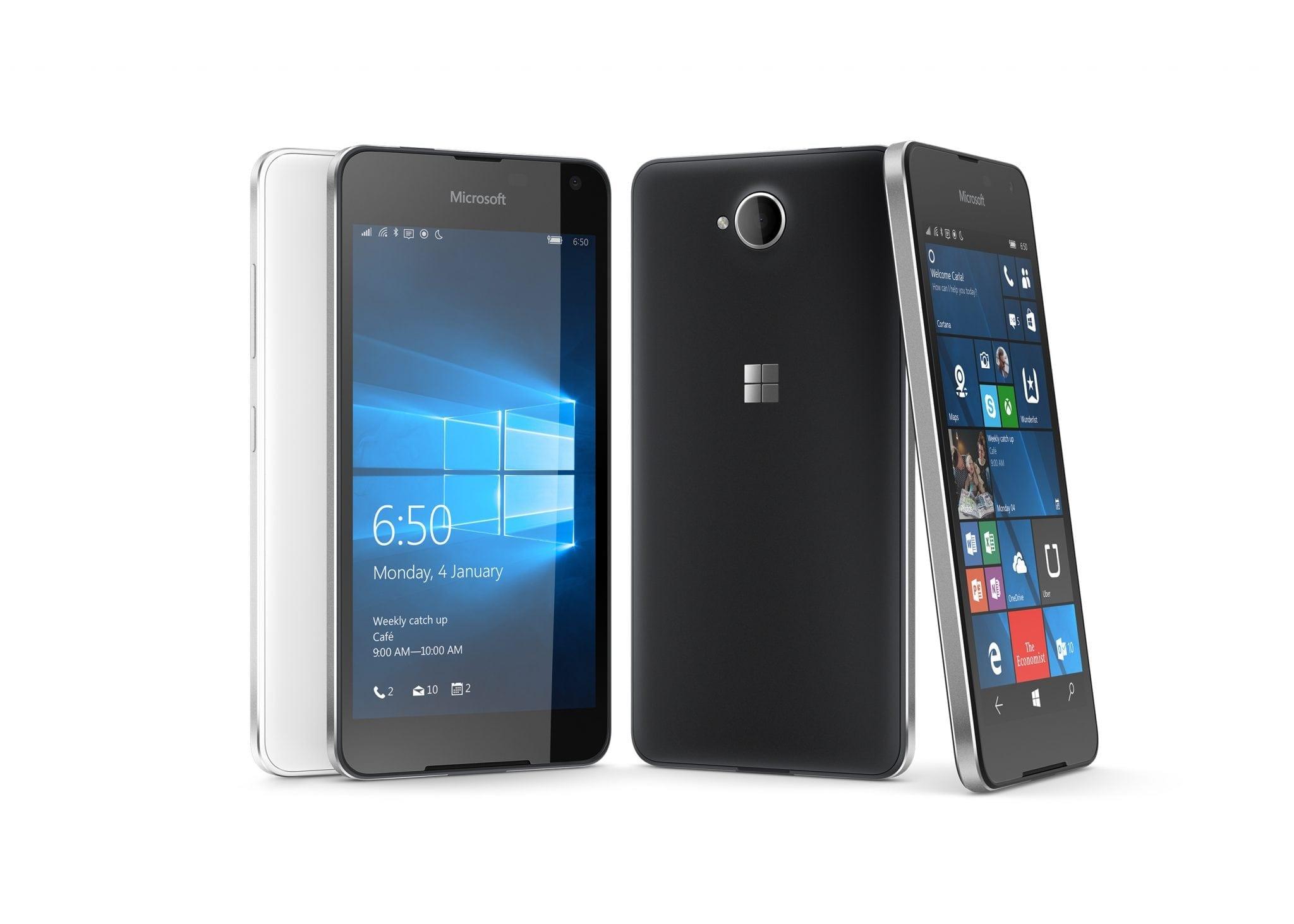 Microsoft Lumia 650: cu Windows 10 și cu un preț de 200 de dolari