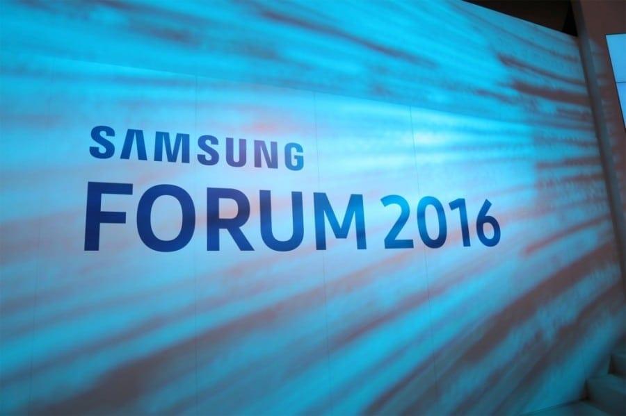 Samsung prezintă produse inovatoare pentru un stil de viață smart la European Forum 2016