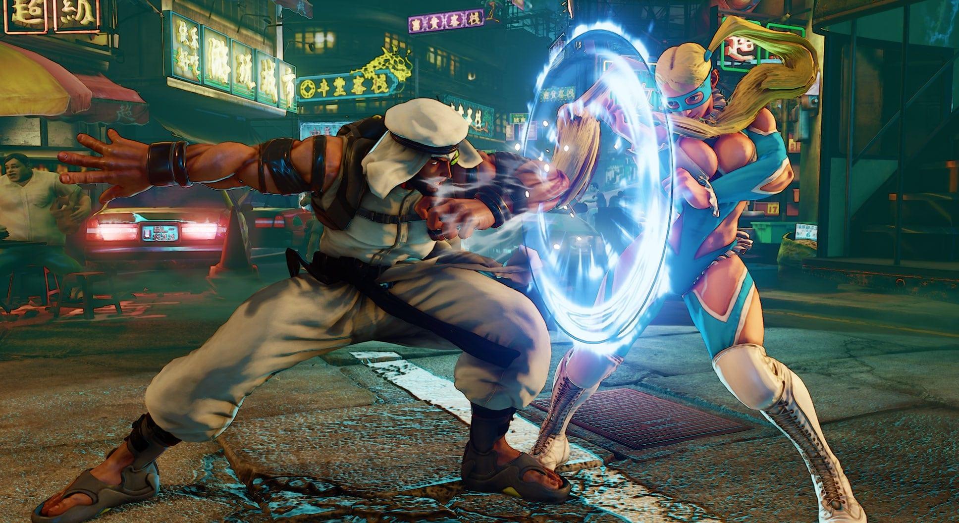 NVIDIA lansează driverul game-ready pentru Street Fighter V