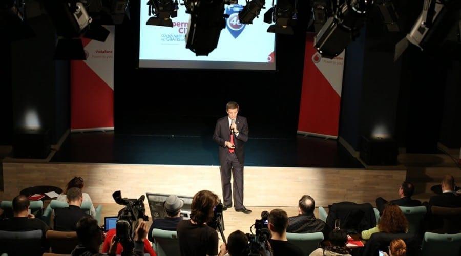 Rețeaua certificată Best in Test a Vodafone devine prima rețea garantată
