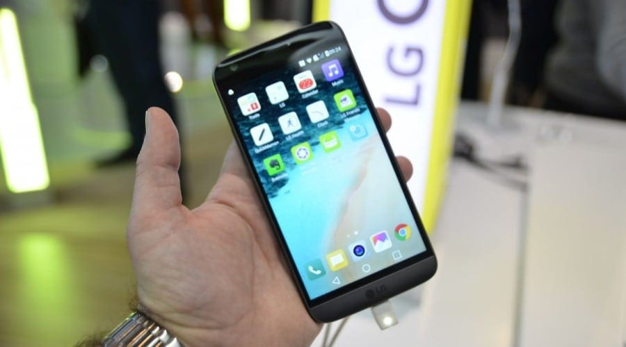 MWC 2016: LG G5 – hands on cu primul smartphone modular LG