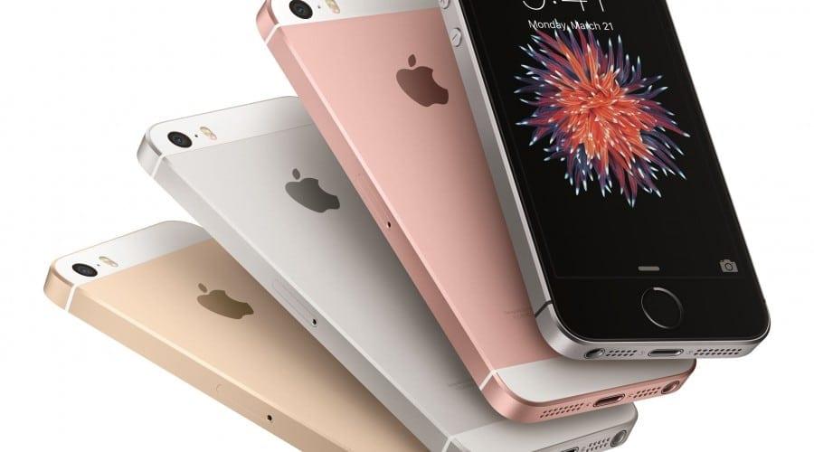 Noul iPhone SE disponibil prin precomandă la Vodafone România