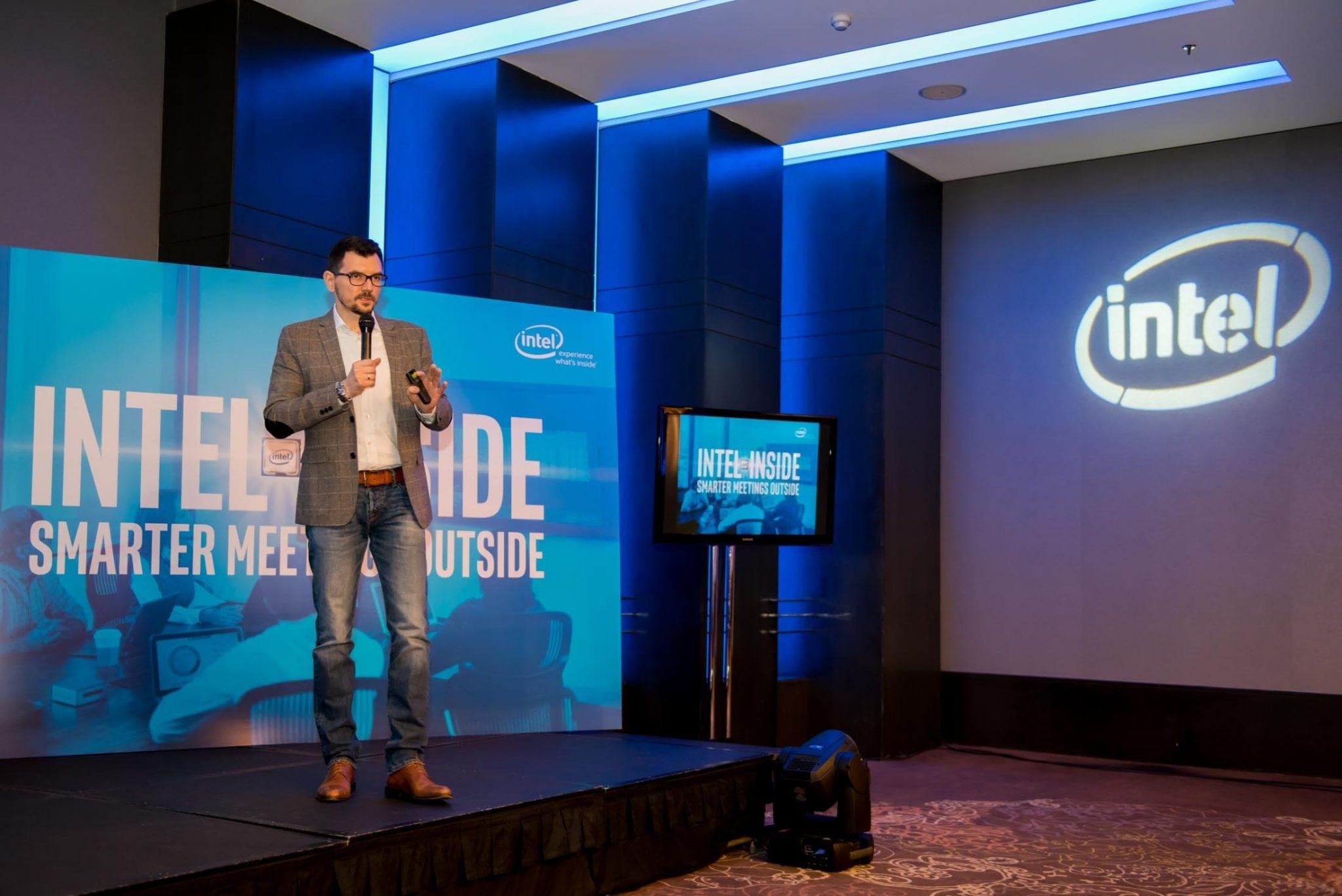 Intel a prezentat în România cea de-a șasea generație a gamei de procesoare Intel Core vPro