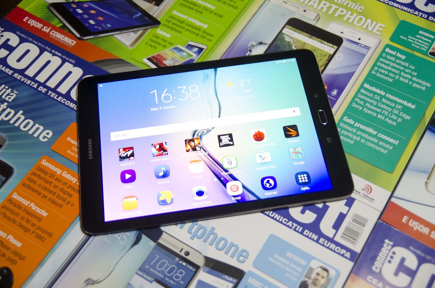 Samsung Galaxy Tab S2 review
