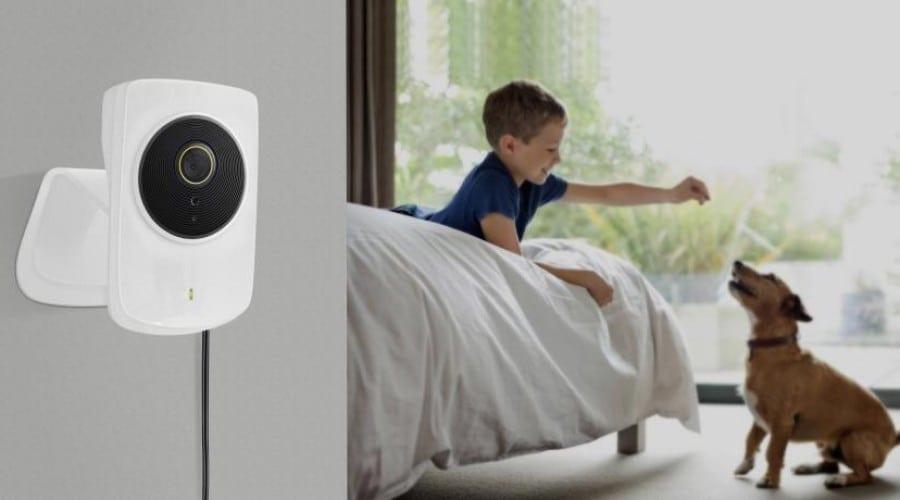 TP-LINK prezintă camera NC250, un model HD ce filmează și pe timp de noapte pe o distanță de până la 6 metri