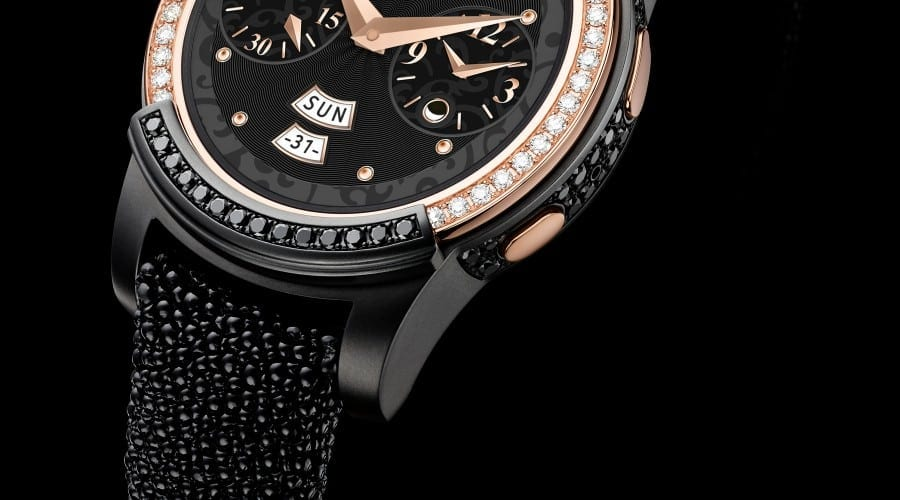 Samsung prezintă o versiune de lux a smartwatch-ului Gear S2 din aur cu diamante