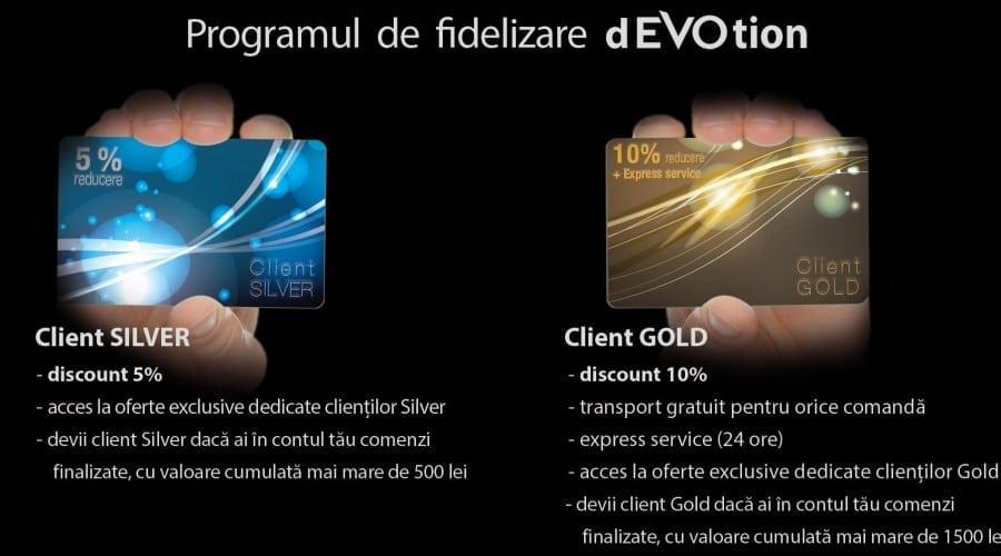 Evolio lansează un program de fidelizare gândit pentru clienții premium