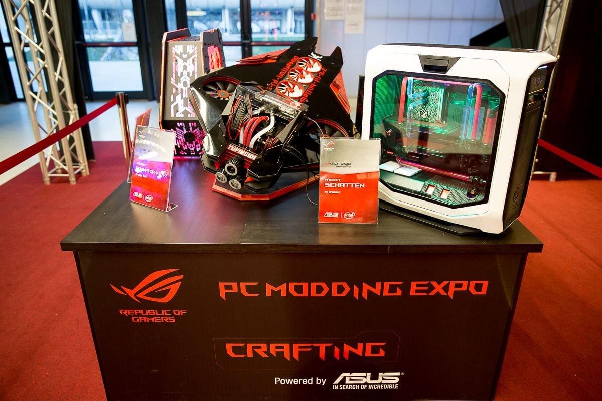 ASUS România lansează o nouă competiție de PC Modding