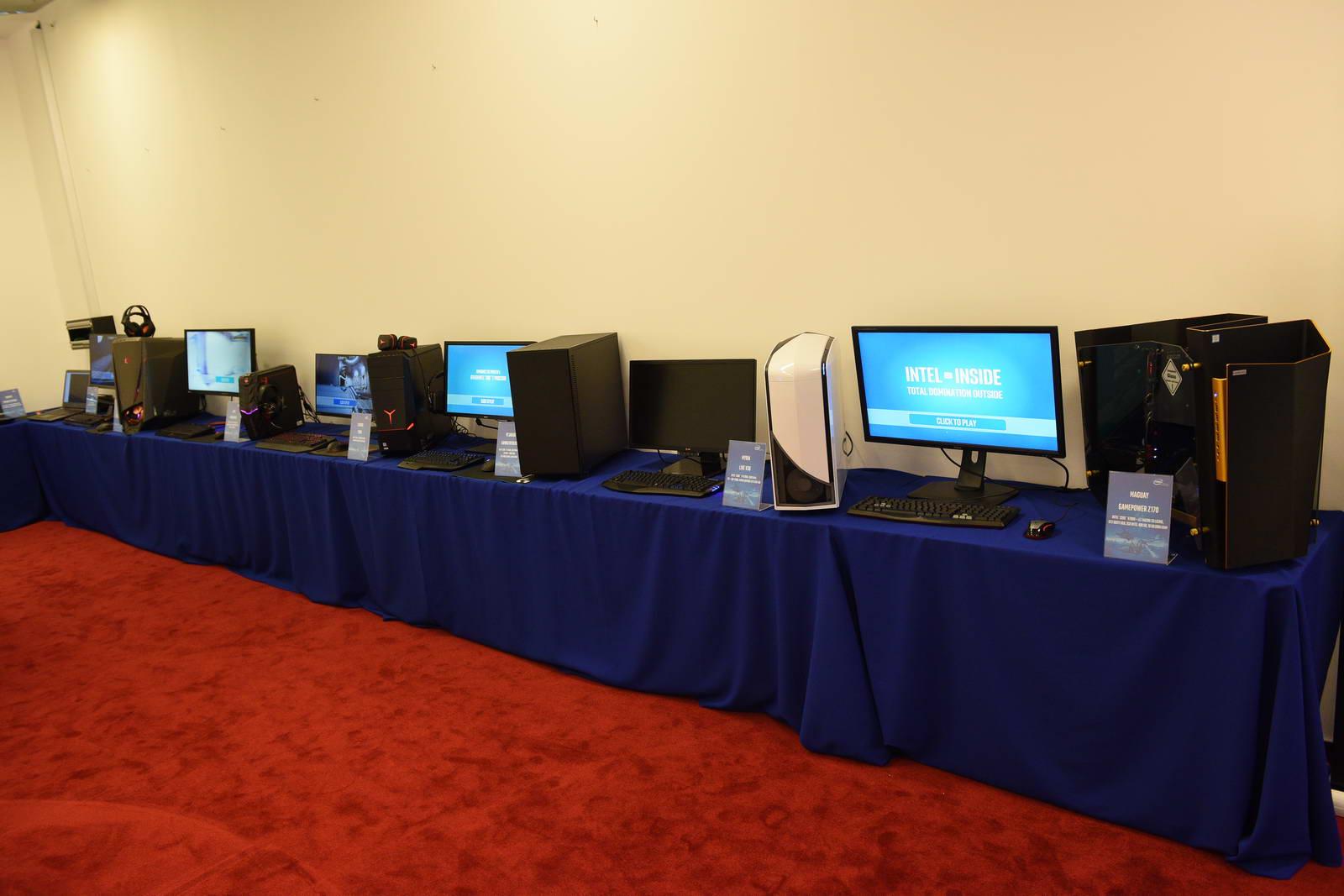 Eveniment Intel 3