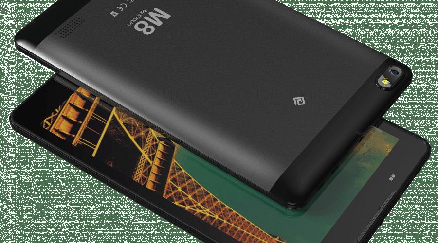 Evolio lansează M8, o tabletă 3G cu ecran de 8 inchi