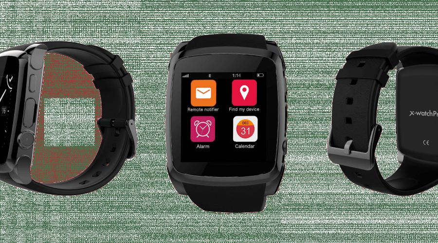 Evolio prezintă X-watch Pro, un nou ceas inteligent cu cameră video și cartelă SIM