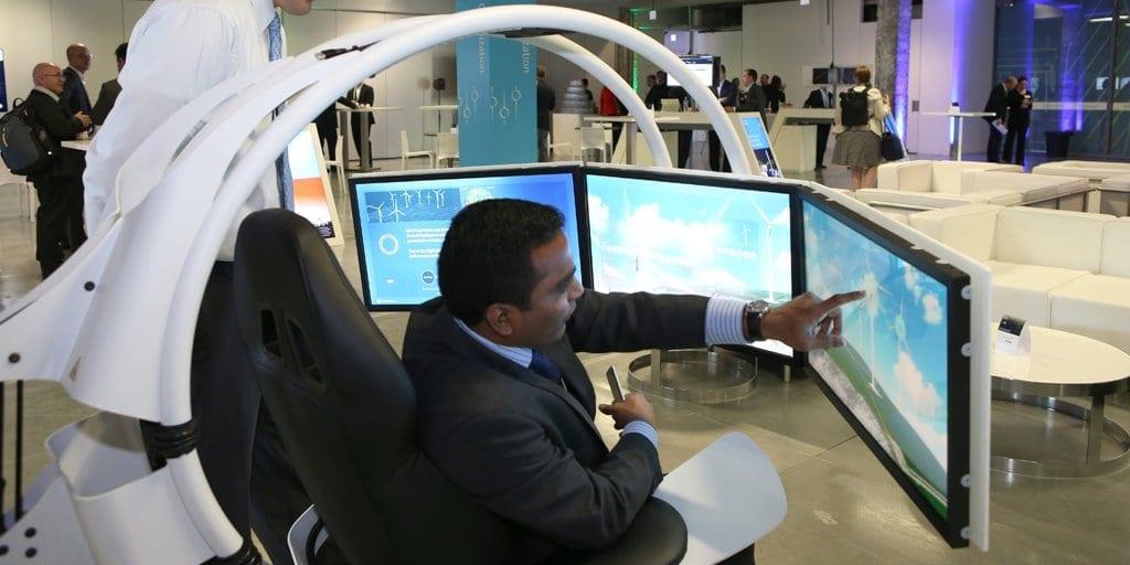 GE deschide un birou digital la Paris