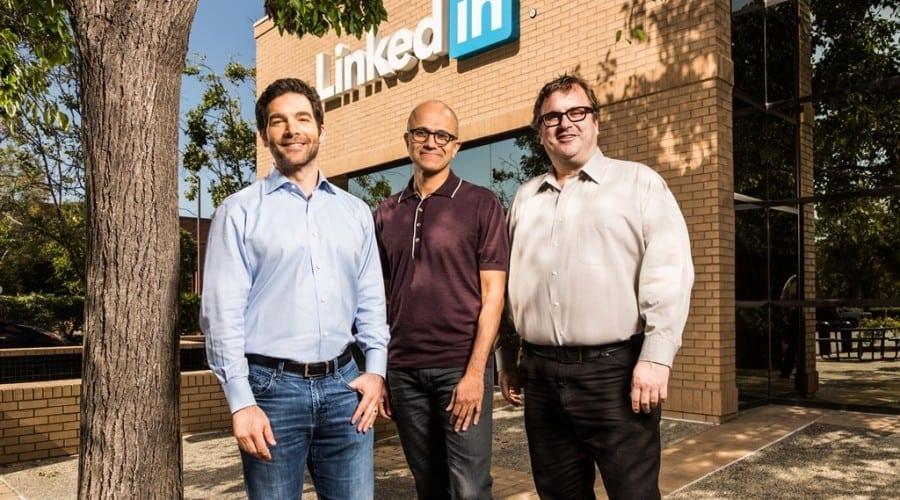 Microsoft cumpără LinkedIn, prețul este de 26,2 miliarde de dolari