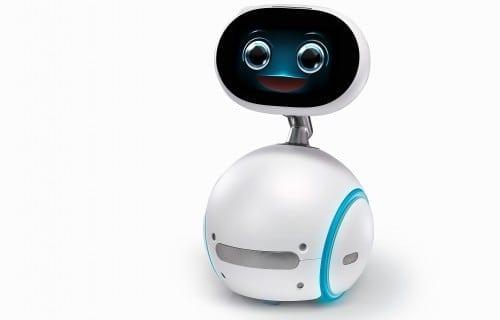 ASUS Zenbo, vezi video cu robotul inteligent!