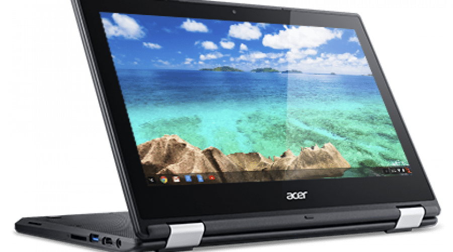 Acer Chromebook R11 disponibil și la noi, modelul convertibil este touchscreen