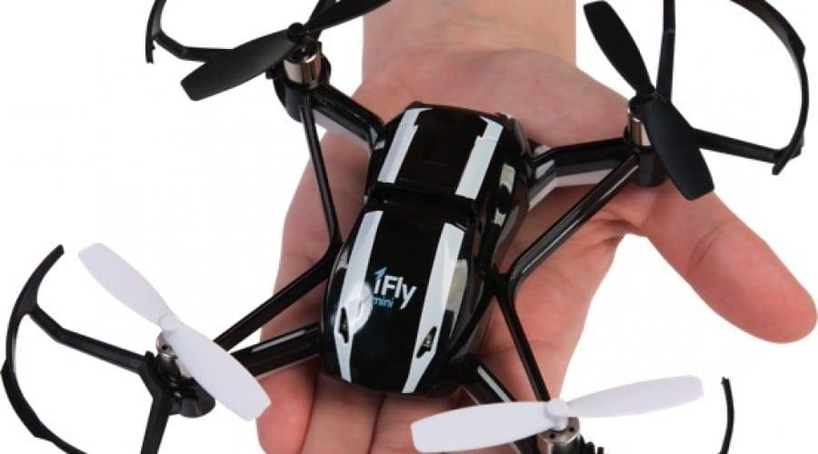 Evolio introduce trei drone la un preț accesibil, modelele iFly Micro, iFly Mini și iFly Pro