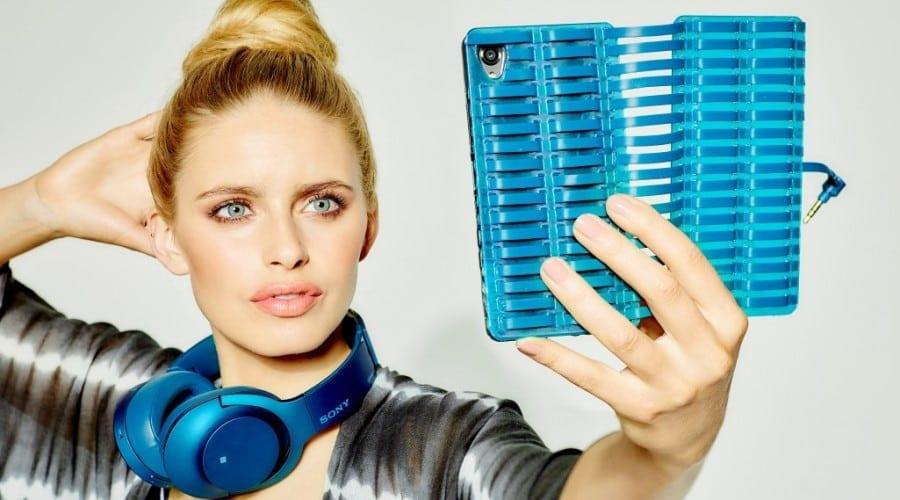 Sony și AURIA lansează accesoriile h.ear, acestea sunt realizate din cabluri de căști reciclate