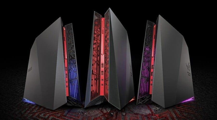 ROG G20CB echipat cu GeForce GTX 1080 intră în scenă