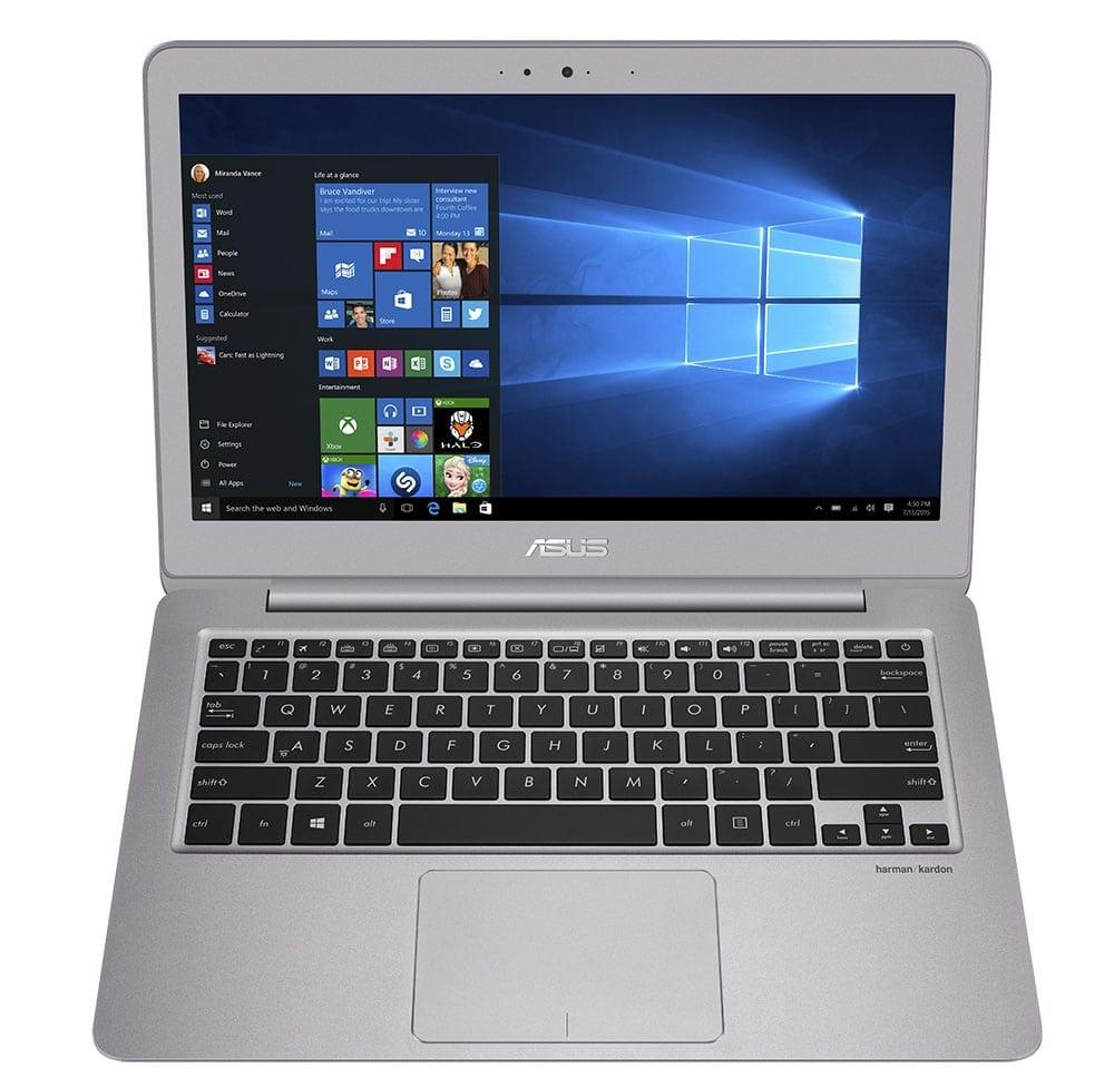 ASUS ZenBook UX330UA asus