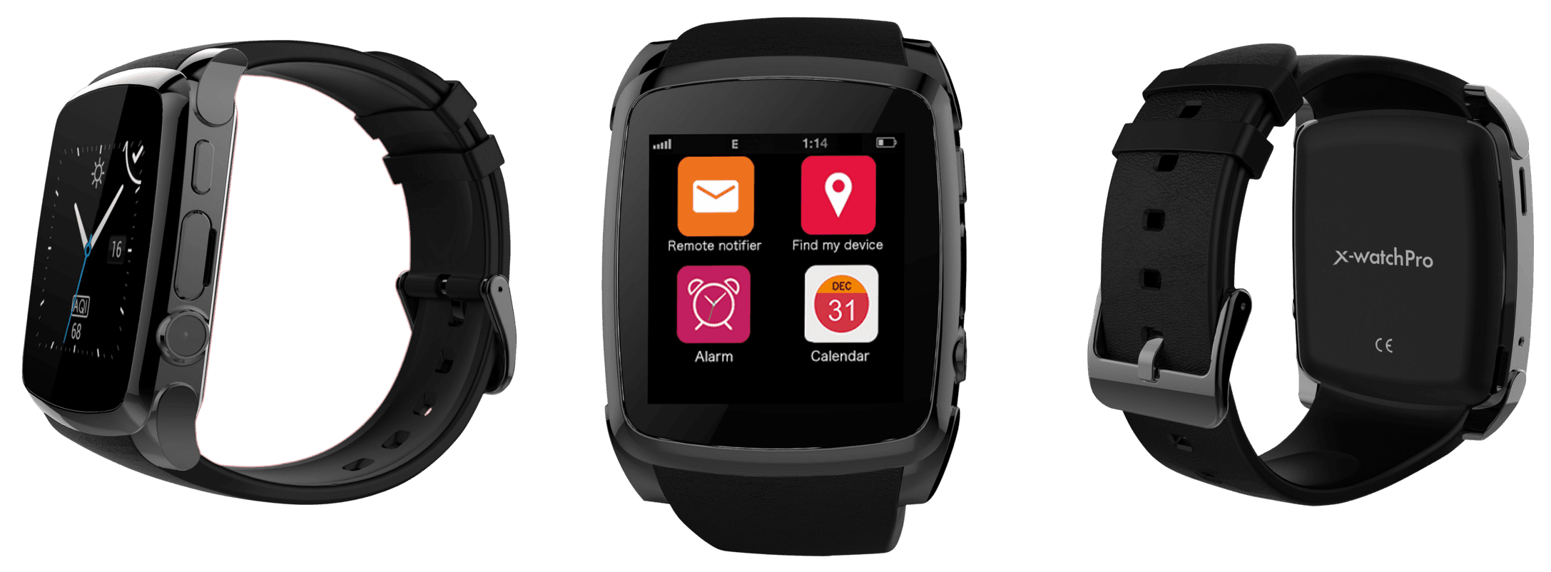 Evolio X-Watch Pro: Mai pro, mai smart