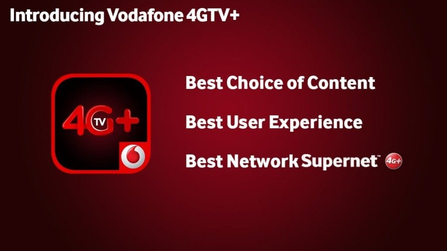 Introducing 4GTV+