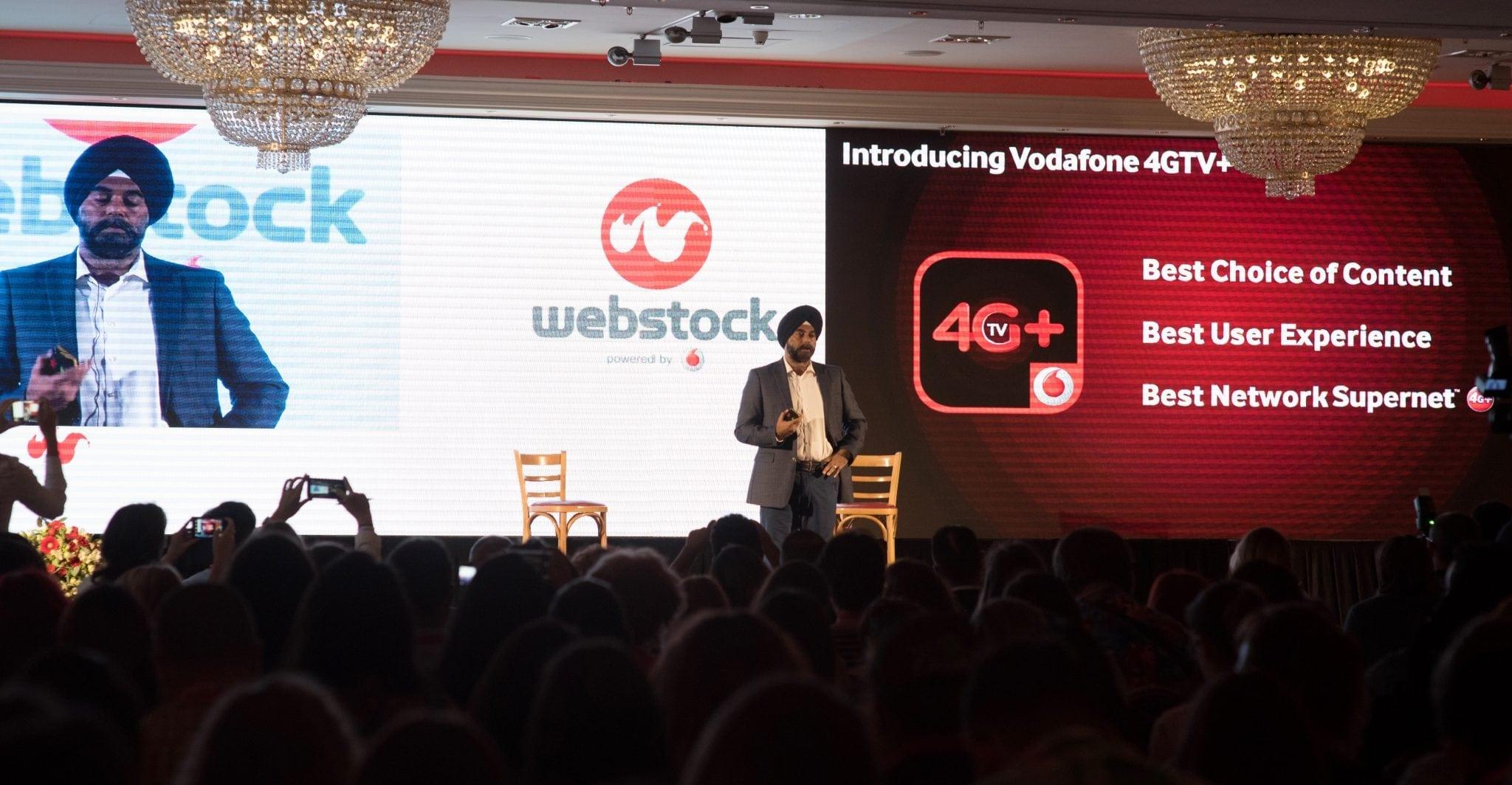 Vodafone a lansat serviciul 4GTV+ și anunță un parteneriat cu Netflix prin care clienții primesc 3 luni gratuite