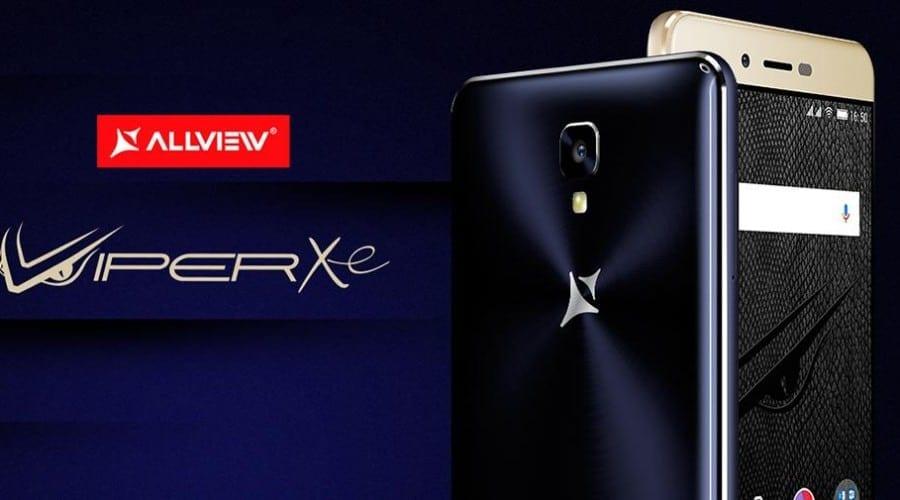 Allview prezintă smartphone-ul V2 Viper Xe