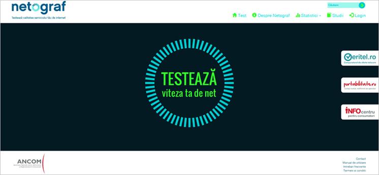 Vitezele medii de download în România: 75 Mbps la internetul fix și 27 Mbps la internetul mobil
