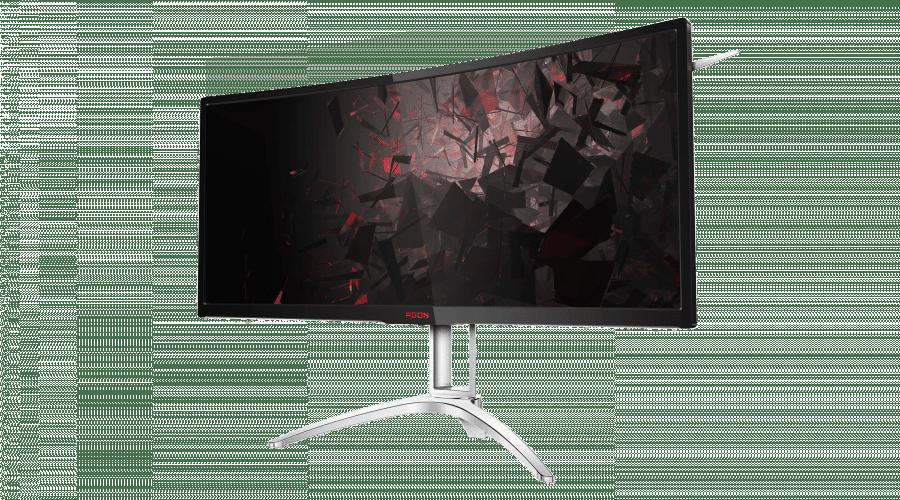 AOC a lansat un monitor curbat de 35 inchi