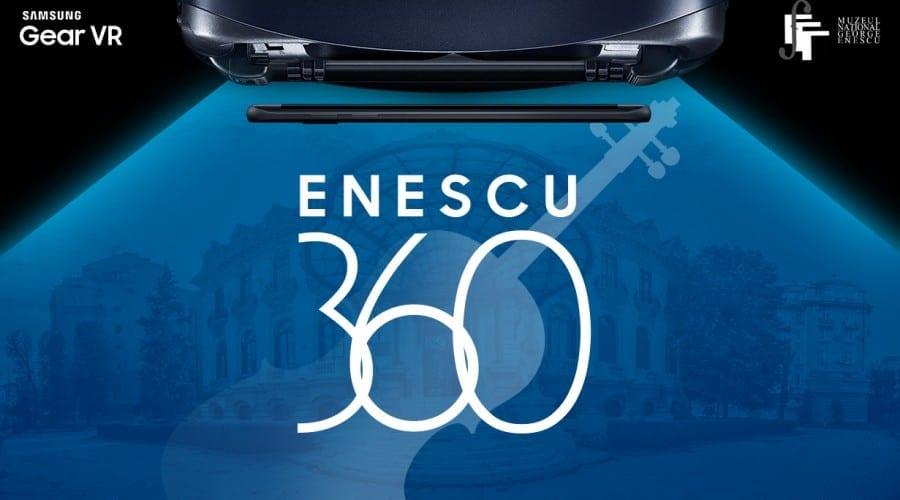 Samsung lansează prima expoziţie digitală pe Gear VR, tema este Enescu