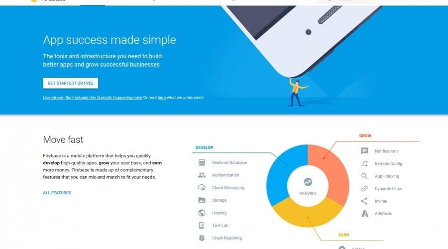 Google o anunță o competiție pentru dezvoltatorii de aplicații mobile pe platforma Firebase