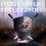 ASUS Republic of Gamers lansează ROG Forum Battleground Community Campaign