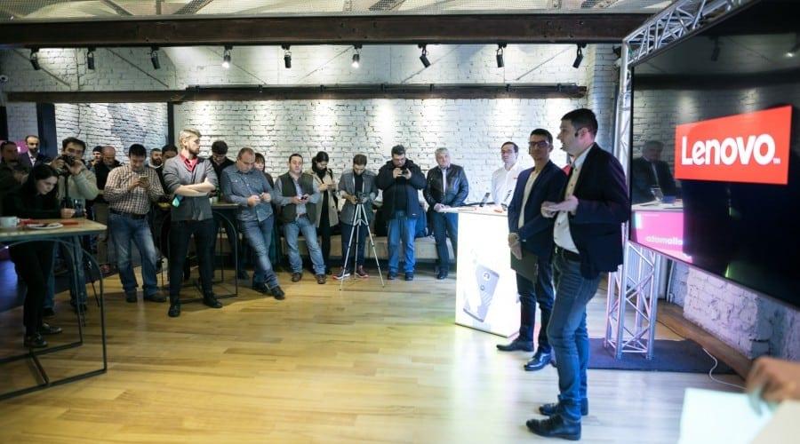 Lenovo lansează Moto Z cu Moto Mods pe piața din România