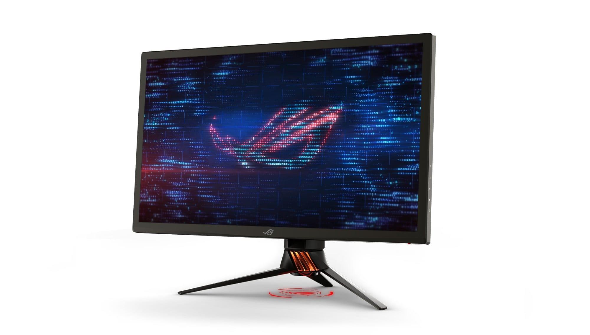 ASUS ROG anunță monitorul de gaming Swift PG27UQ