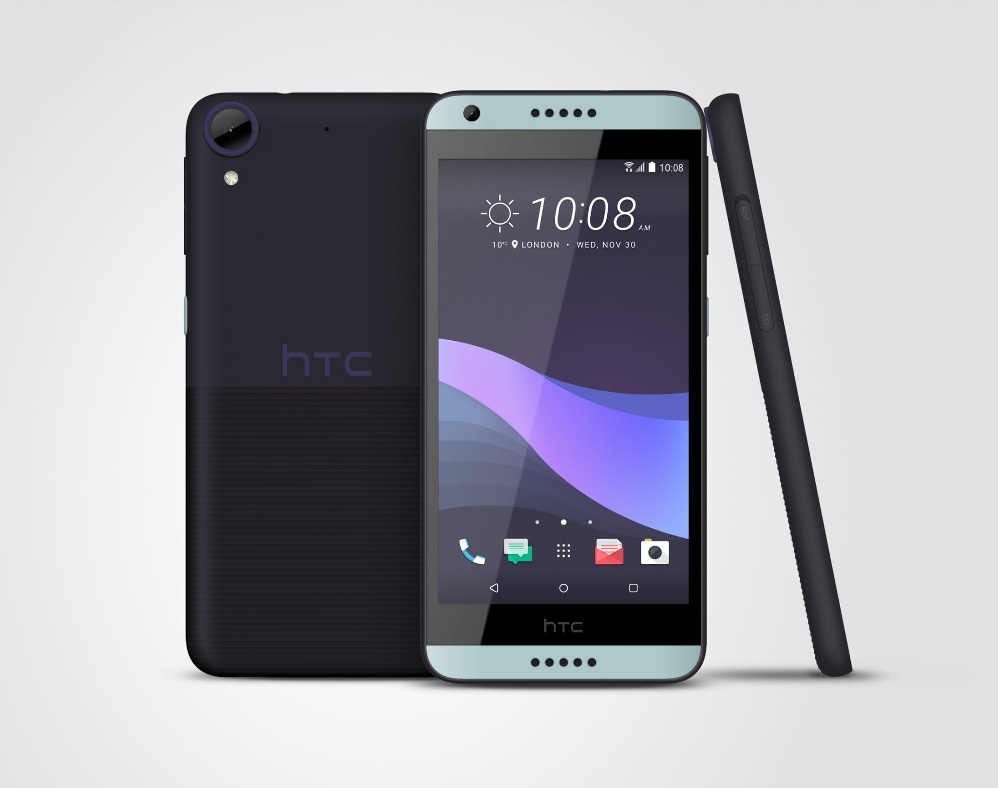 HTC Desire 650 Dark Blue