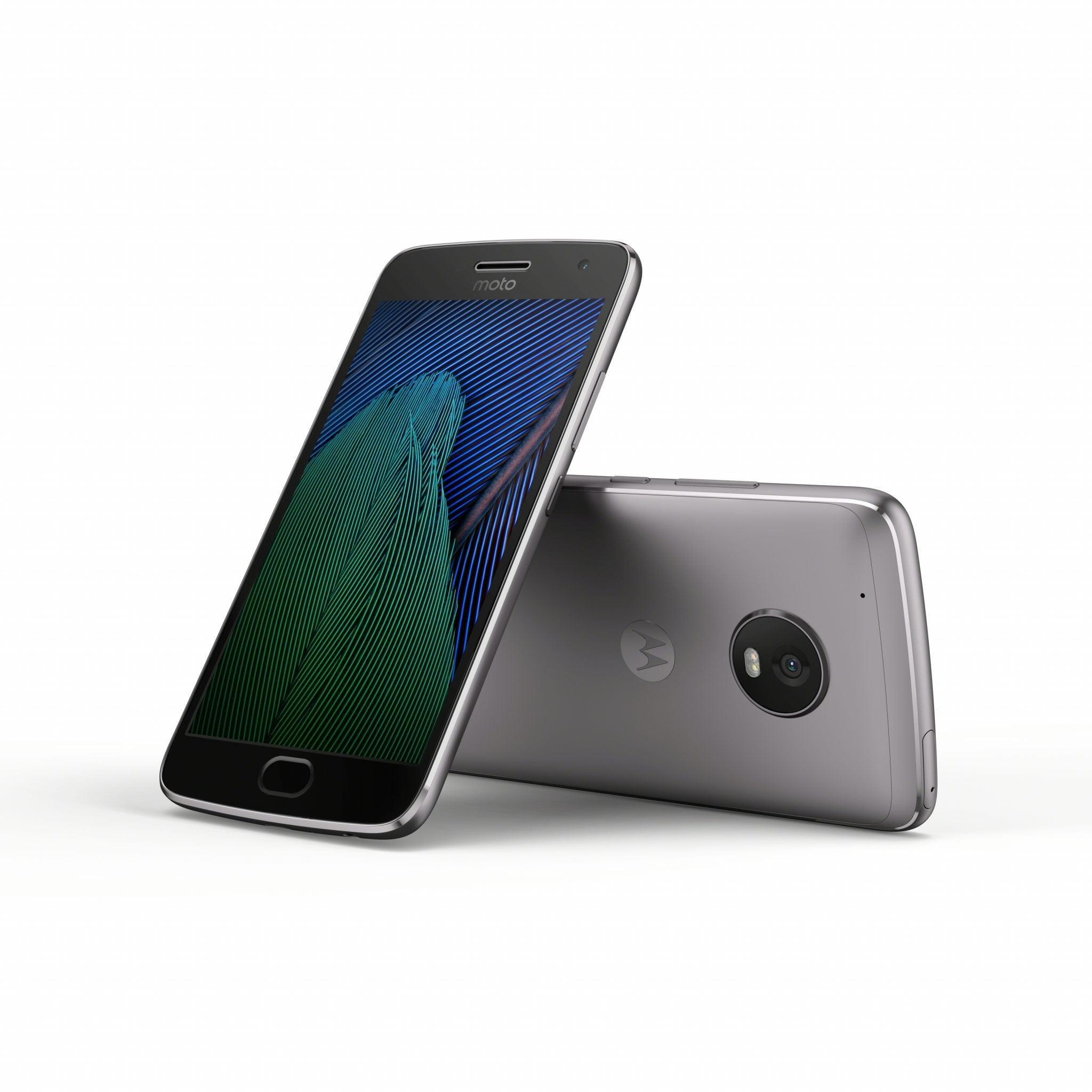 MWC 2017: Totul despre Moto G5 și Moto G5 Plus