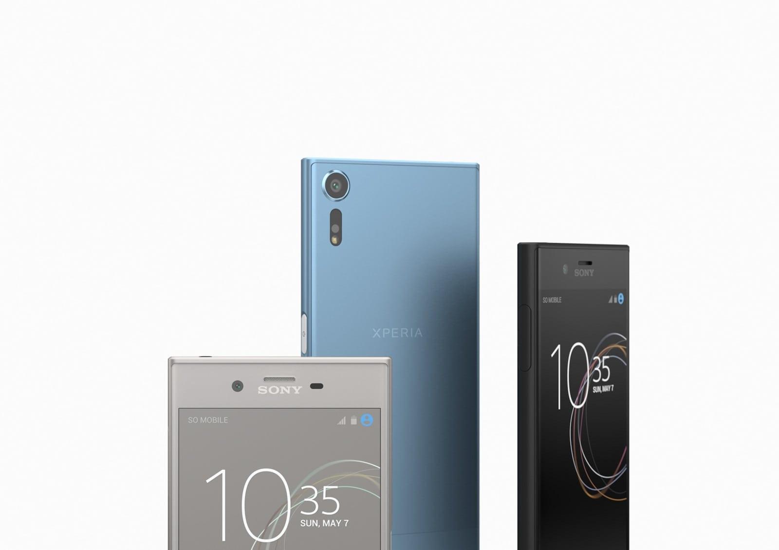 MWC 2017: Sony prezintă Xperia XZ Premium și Xperia XZs