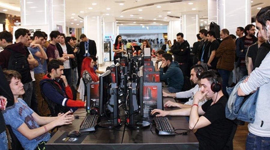 ASUS organizează cel mai lung turneu offline de gaming, la București