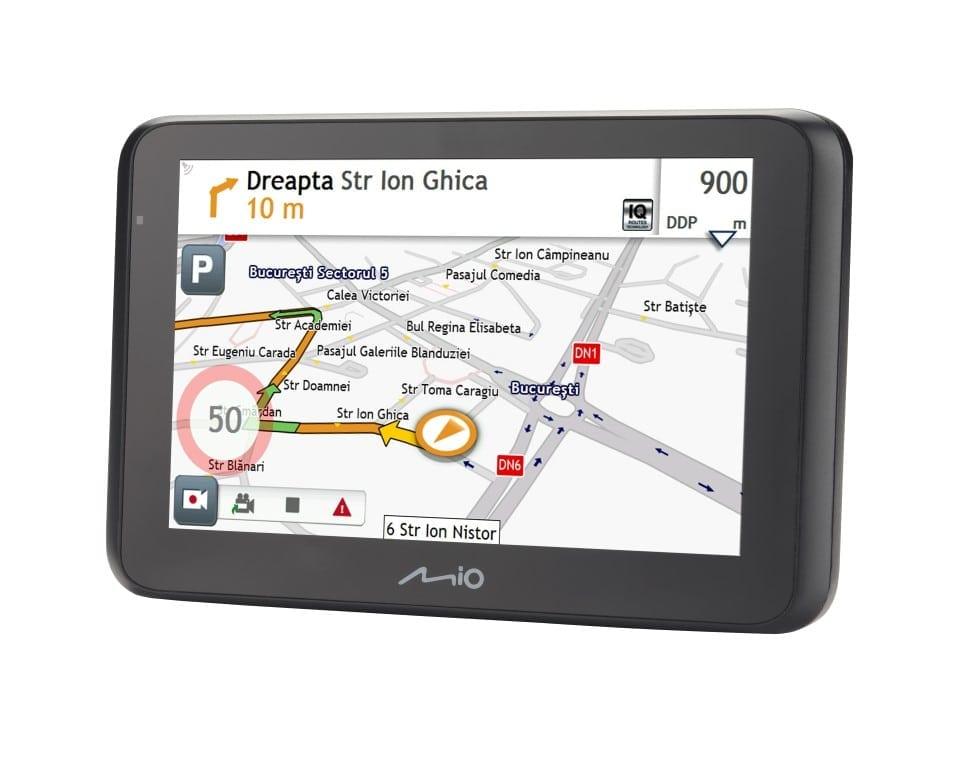 Mio lansează Mio MiVue Drive, noua gamă inovatoare de navigație cu cameră video pentru autovehicule