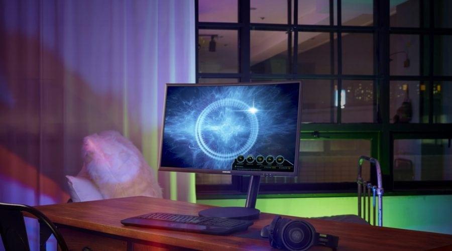 Samsung prezintă noua serie de monitoare curbate de jocuri cu tehnologie Quantum Dot