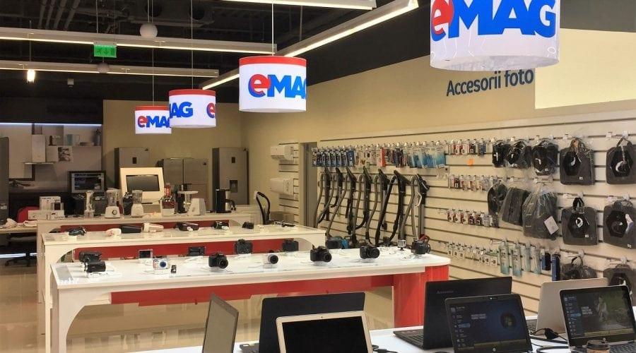 eMag introduce un serviciu de livrare rapidă pentru litoral