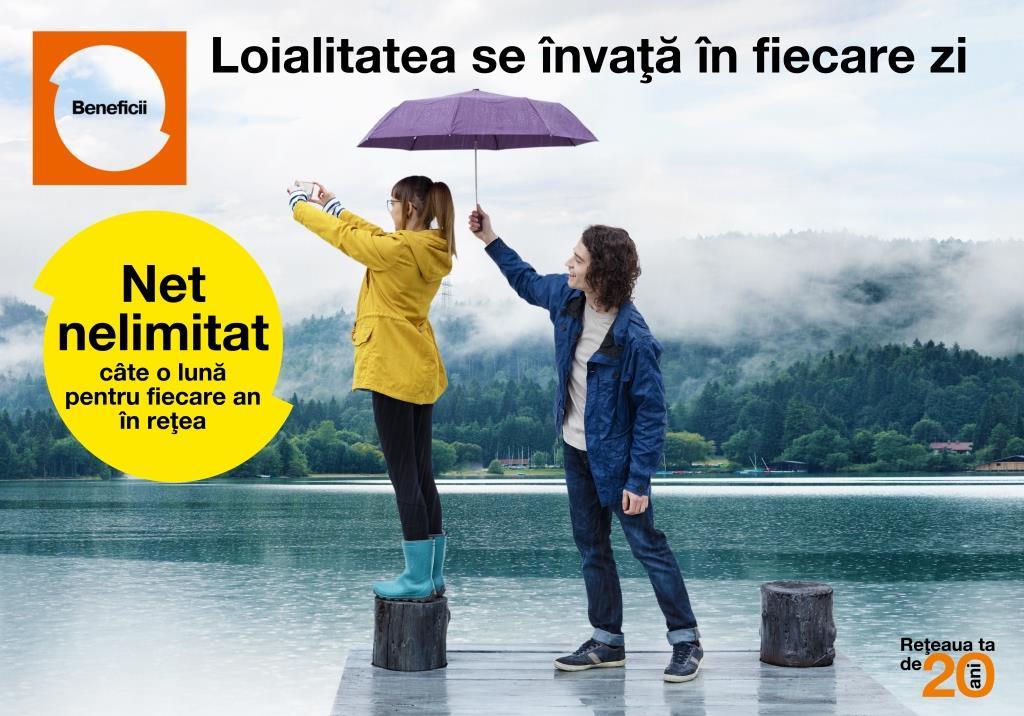 Orange anunță noua ofertă pentru abonați