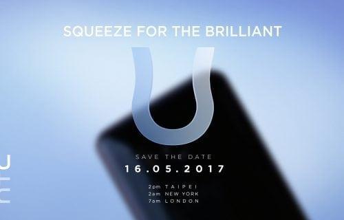 HTC U, noul flagship vine pe 16 mai