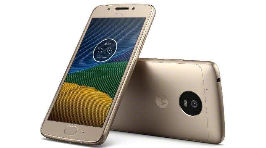 Moto G5, disponibil la 1 leu prin abonament Telekom