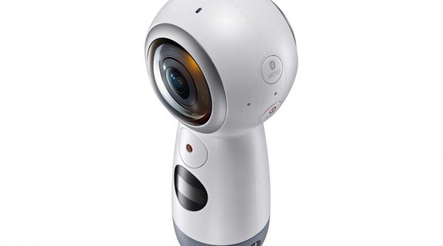 Samsung a lansat noul Gear 360
