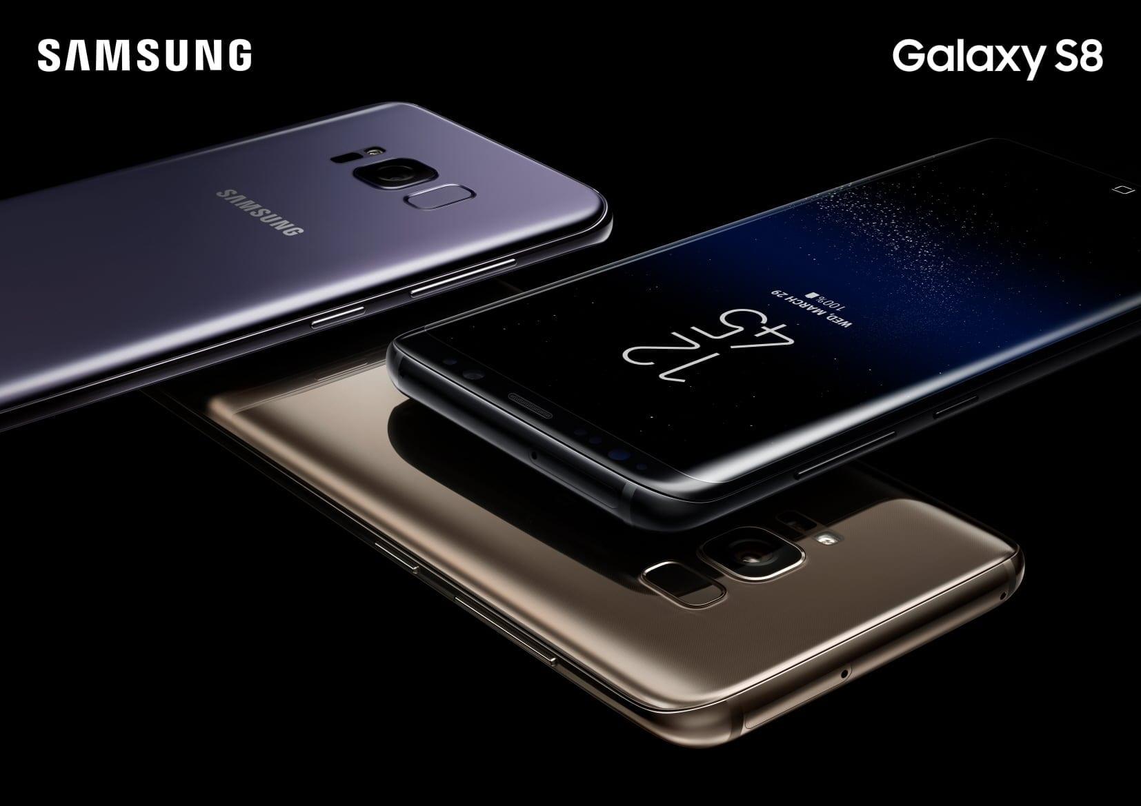 Samsung Galaxy S8 și Galaxy S8+ disponibile de astăzi în magazine