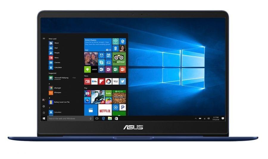 ASUS ZenBook UX430 și UX530, disponibile și la noi